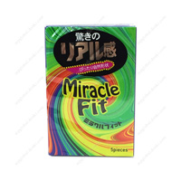 Sagami Miracle Fit, 5