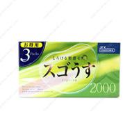 Sugousu 2000, 12 x 3 Boxes