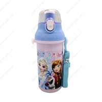 Frozen Direct-Drinking Plastic One-Touch Bottle