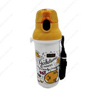 Gudetama Direct-Drinking Plastic One-Touch Bottle