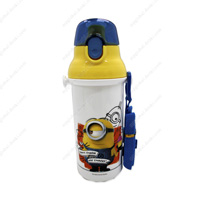 Minions Direct-Drinking Plastic One-Touch Bottle