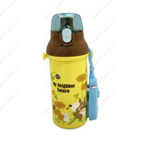 My Neighbor Totoro Direct-Drinking Plastic One-Touch Bottle