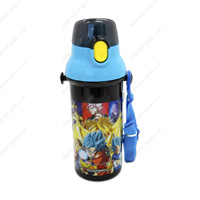 Dragon Ball Direct-Drinking Plastic One-Touch Bottle