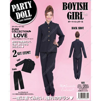PARTYDOLL 男生制服