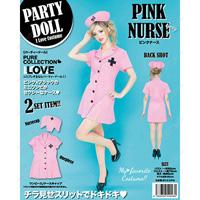 PARTYDOLL Pink Nurse