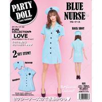 PARTYDOLL Blue Nurse