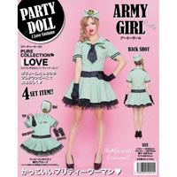 PARTYDOLL Army Girl