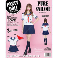 PARTYDOLL Pure Sailor