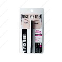 Magic Eyeliner, Pure White