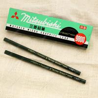 Mitsubishi Pencil K9800, HB, 12