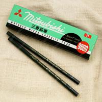 Mitsubishi Pencil K9800, B, 12