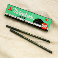 Mitsubishi Pencil K9800, 2B, 12