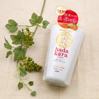 Lion Hadakara Body Soap, Fruit Garden Fragrance, Main Item