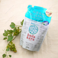 Lion Hadakara Body Soap, Rich Soap Fragrance, Refill