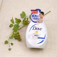 Dove Body Wash, Premium Moisture Care, Main Item