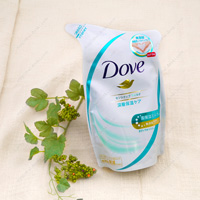 Dove Body Wash, Sensitive Mild, Refill