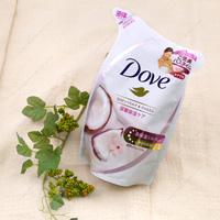 Dove Body Wash, Rich Care Coconut Milk, & Jasmine, Refill