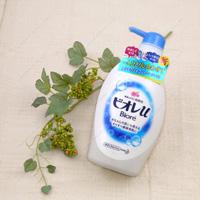 Kao Biore u Body Wash, Fresh Floral Fragrance, Main Item