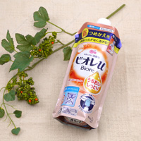 Kao Biore u Body Wash, Moist Floral Fruity Fragrance, Refill