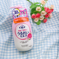 Kao Penetrating Moisture Milk, Gentle Floral Fragrance