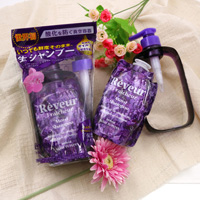Reveur Fraicheur Moist Non-Silicone Shampoo, Dispenser Set