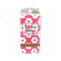 Print Flower, Soft, Pink