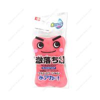 Gekiochikun Kitchen Sponge, Micro Velour