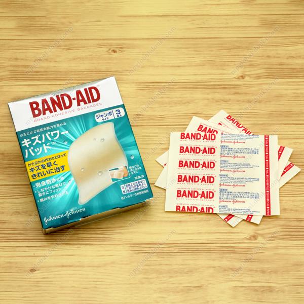 band aid kizu power pad jumbo size don quijote global shopping site