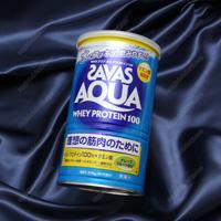 Meiji SAVAS Aqua Whey Protein 100, Grapefruit (18 Servings)