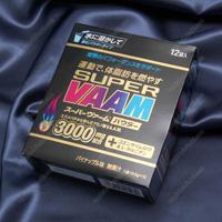 메이지 SUPER VAAM 파우더 파인애플 맛