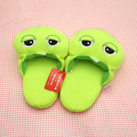 Gachapin Face Slippers