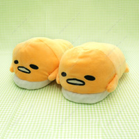 Gudetama Face Slippers