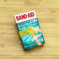 BAND-AID Kizu Power Pad, For Fingers