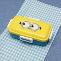 Fuwatto Lunch Box, Minion Face