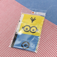 Lunch Box Cloth, Minion Face
