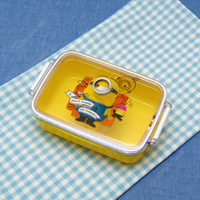 Dishwasher OK Tight Lunch Box, Rectangular, Minions 17