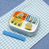 Aluminum Lunch Box, Minions 3