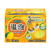 ONPO Fine Yuzu Carbonate Hot Water