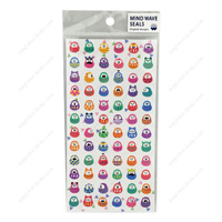 MW Sticker, 77879 Small Daruma Dolls
