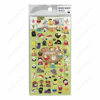 MW Sticker, 77878 Small Ikoinoutage