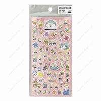 MW Sticker, 77876 Small Enmanji Buddha