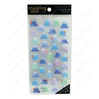 Masking Stickers, 77643 Mount Fuji