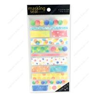 Masking Stickers, 77617 Tape, Round
