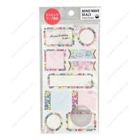 Flower Collection Sticker, 78401 Acoustic mode