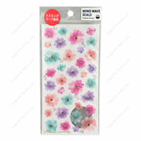 Flower Collection Sticker, 78398 AROMA MELODY