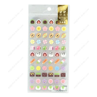 Nippon Ippai Small Stickers, 78388 Wagashi