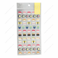 Nippon Ippai Small Stickers, 78387 Sushi