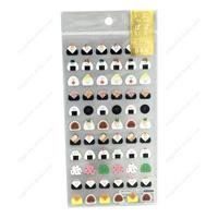 Nippon Ippai Small Stickers, 78232 Omusubi
