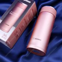 Zojirushi Stainless Steel Mug, TUFF 0.36L Pink Gold