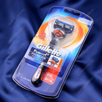 Gillette Fusion Proglide, FlexBall Holder, Trial Pack